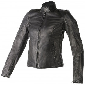 Mike Leather Lady Jacket