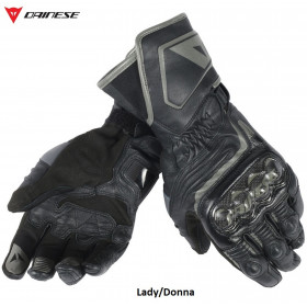Guanti carbon d1 long lady