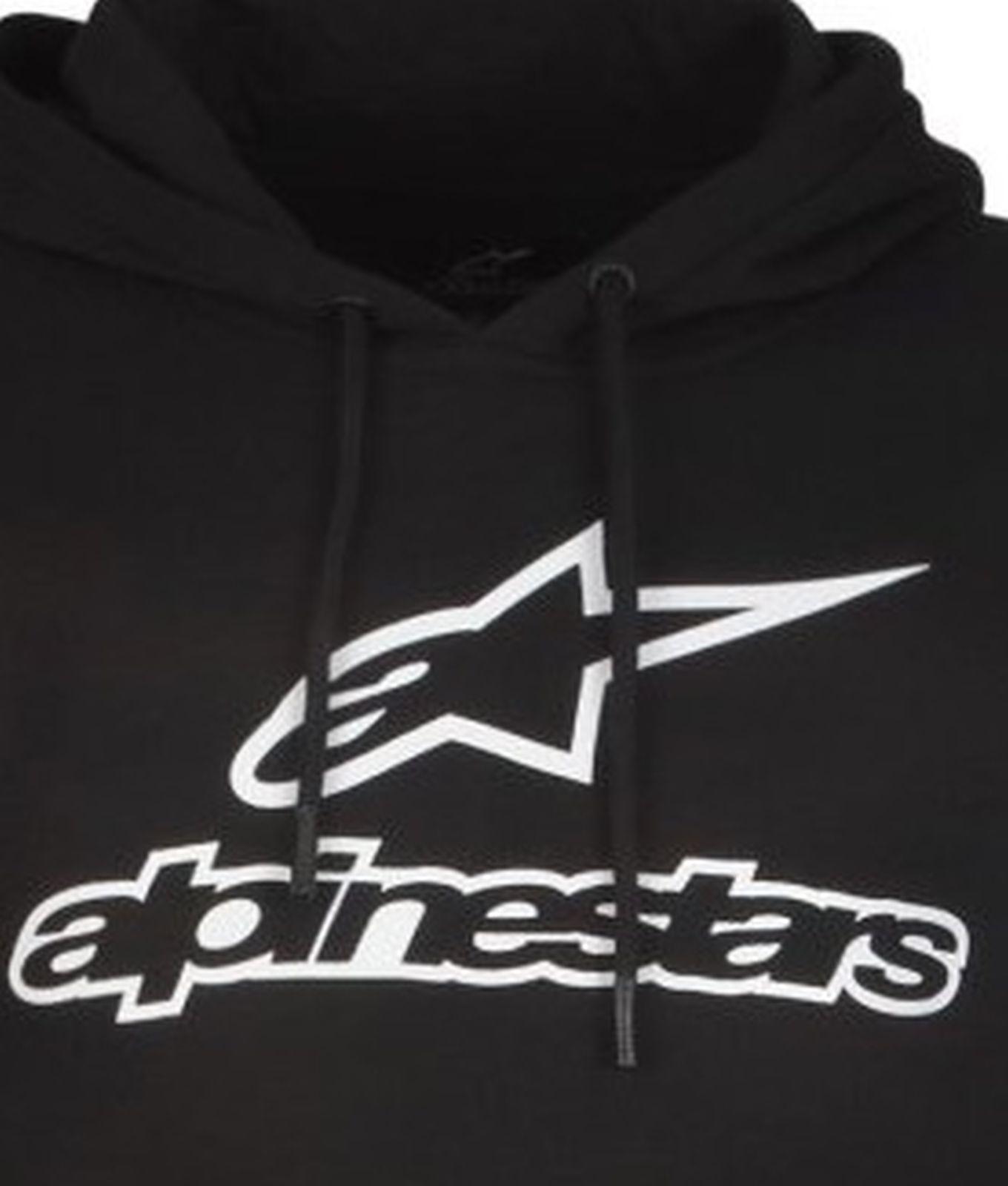 Sweatshirt Alpinestars Always Fleece black  69be5a431f8fe