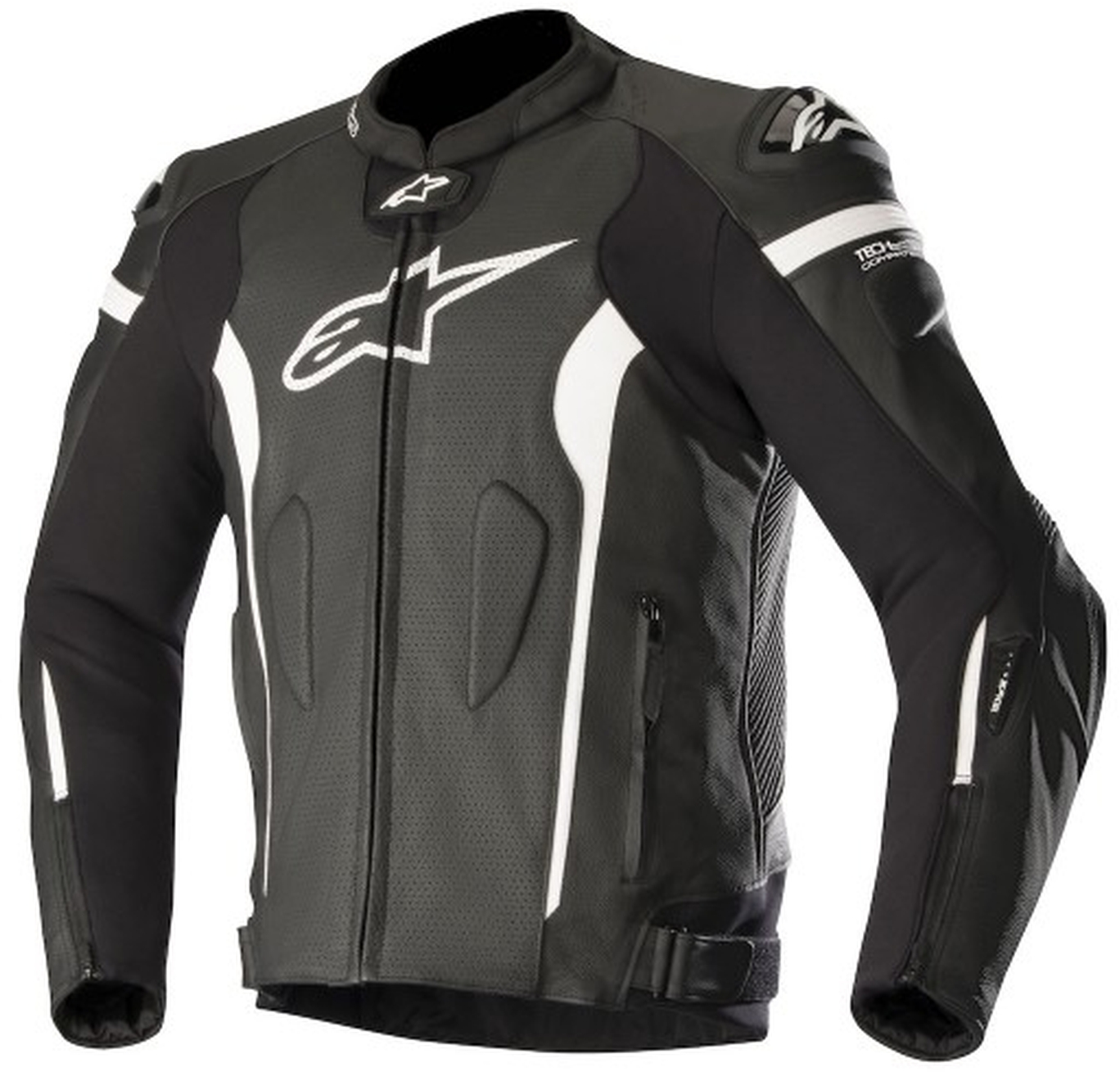 MISSILE LEATHER JACKET - TECH AIR COMPATIBLE