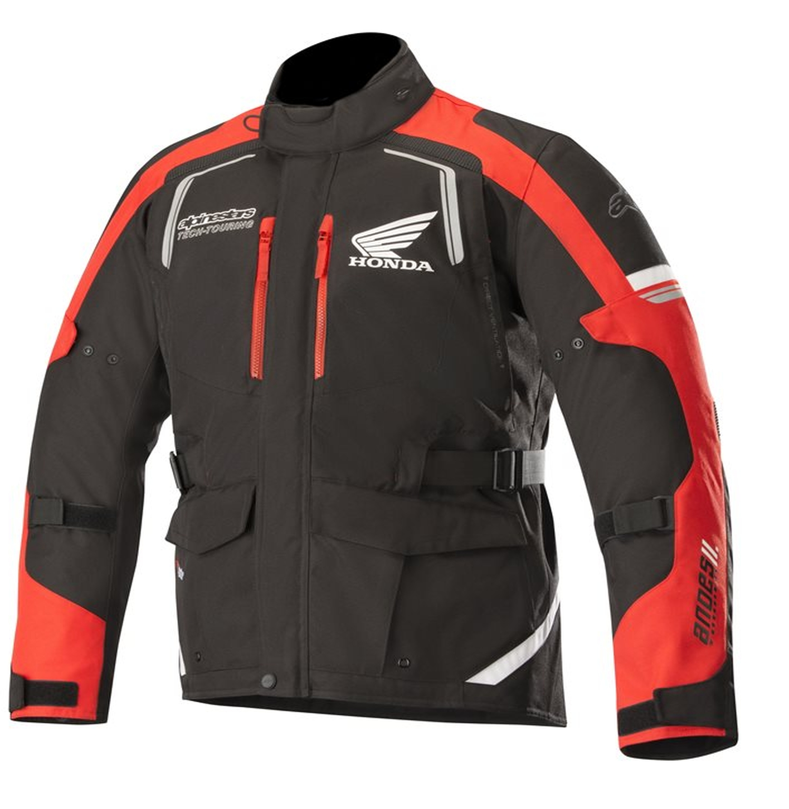 Giubbotto Moto Andes V2 Drystar Nero Alpinestars