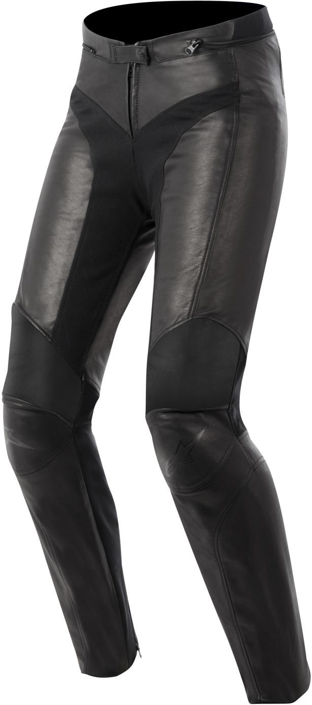 VIKA LEATHER PANTS
