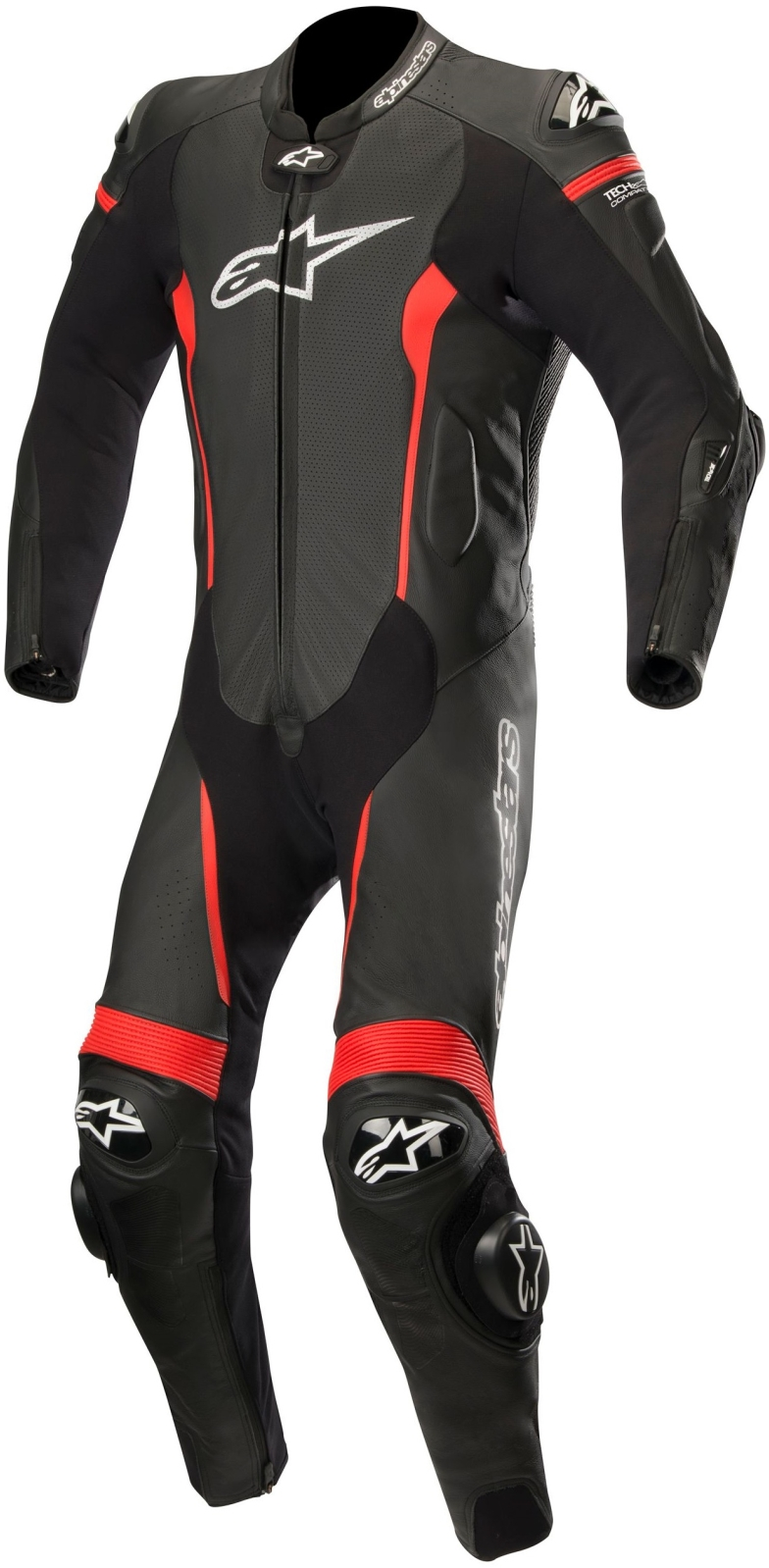 MISSILE LEATHER SUIT 1 PC - TECH AIR COMPATIBLE
