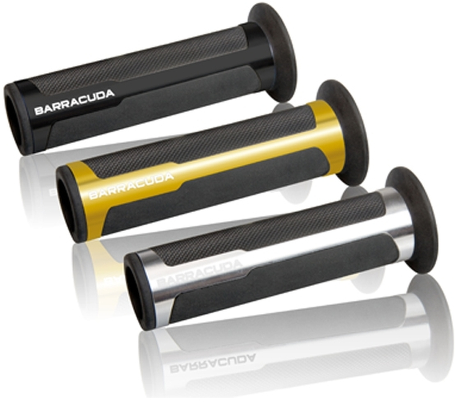 MANOPOLE RACING SUPERGRIP ALLUMINIO