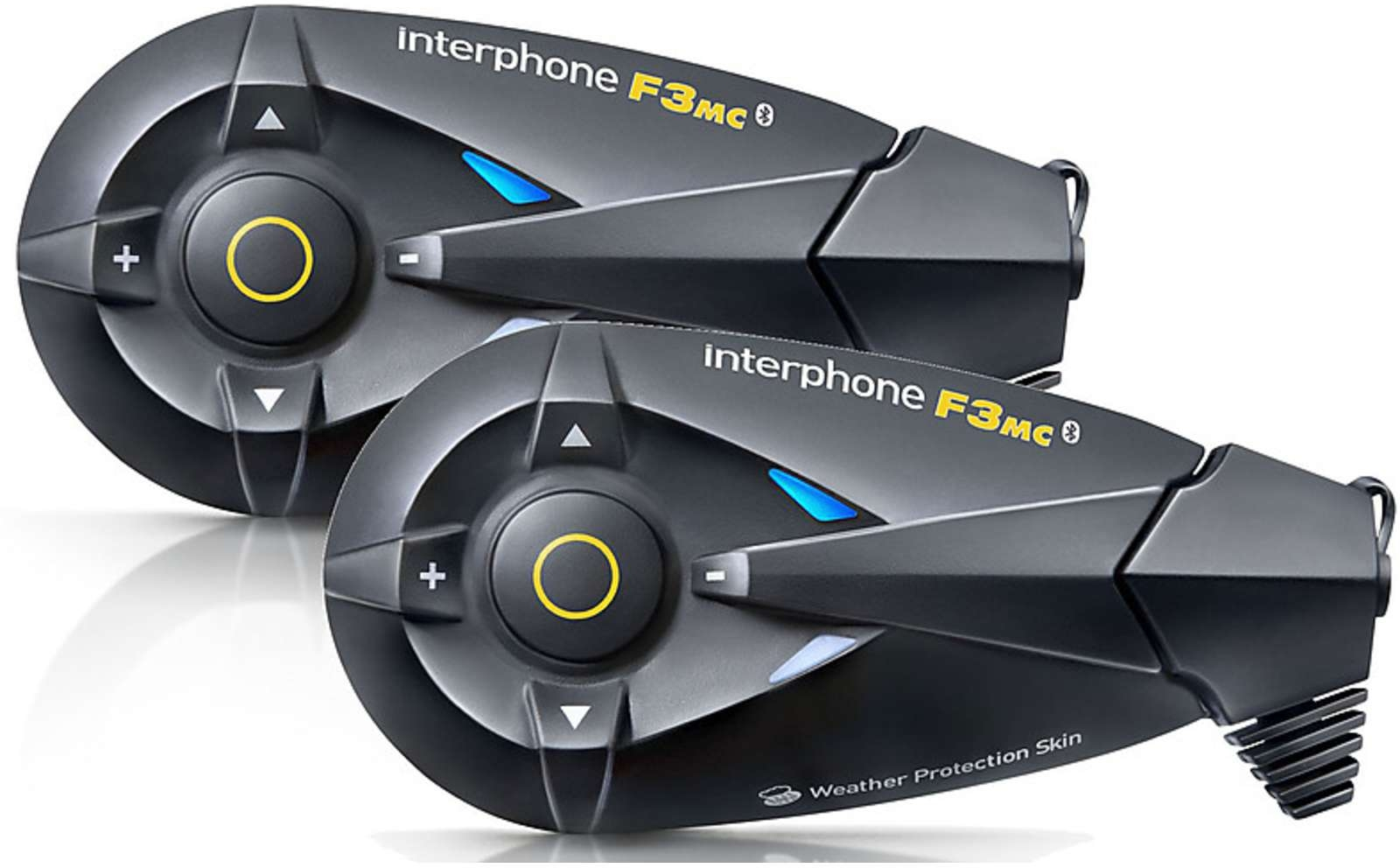 INTERPHONE F3MC KIT 2 PEZZI