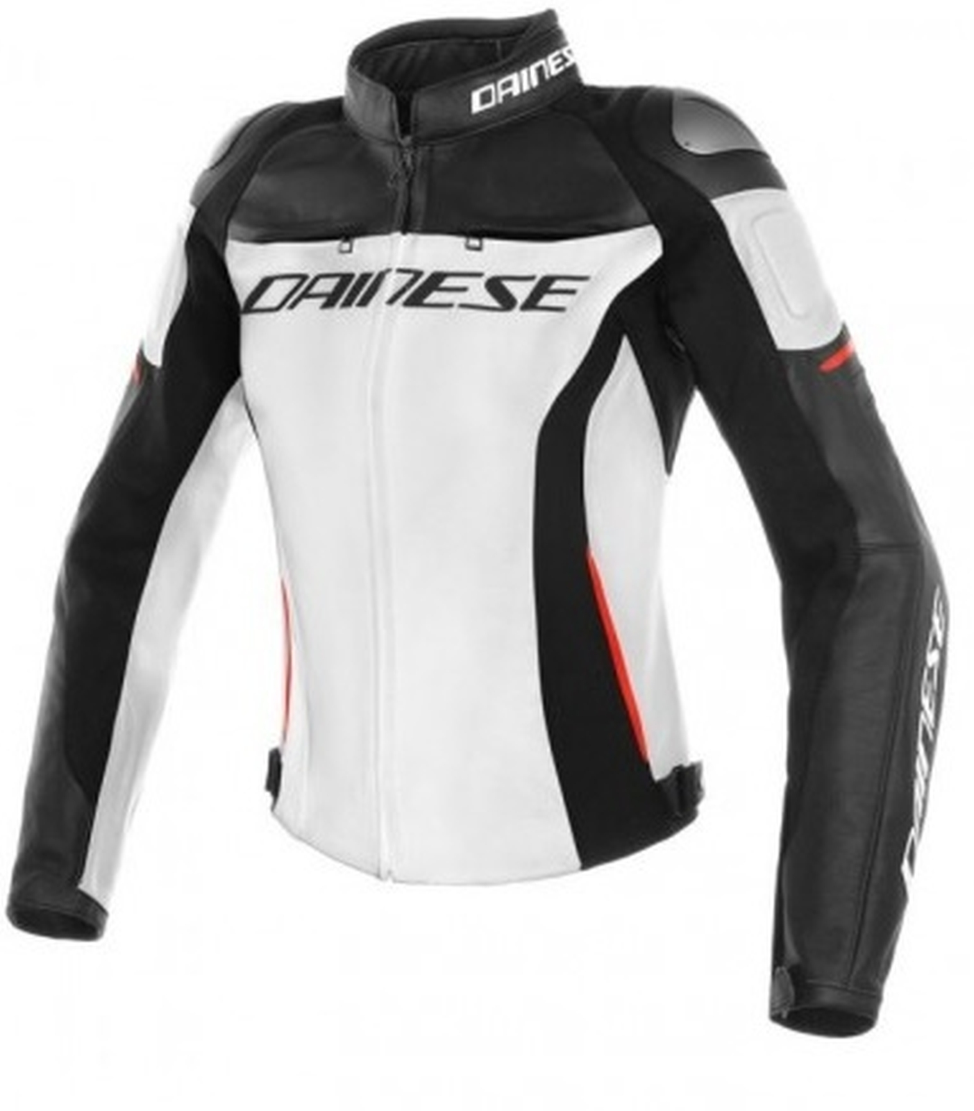 RACING 3 LADY LEATHER JACKET
