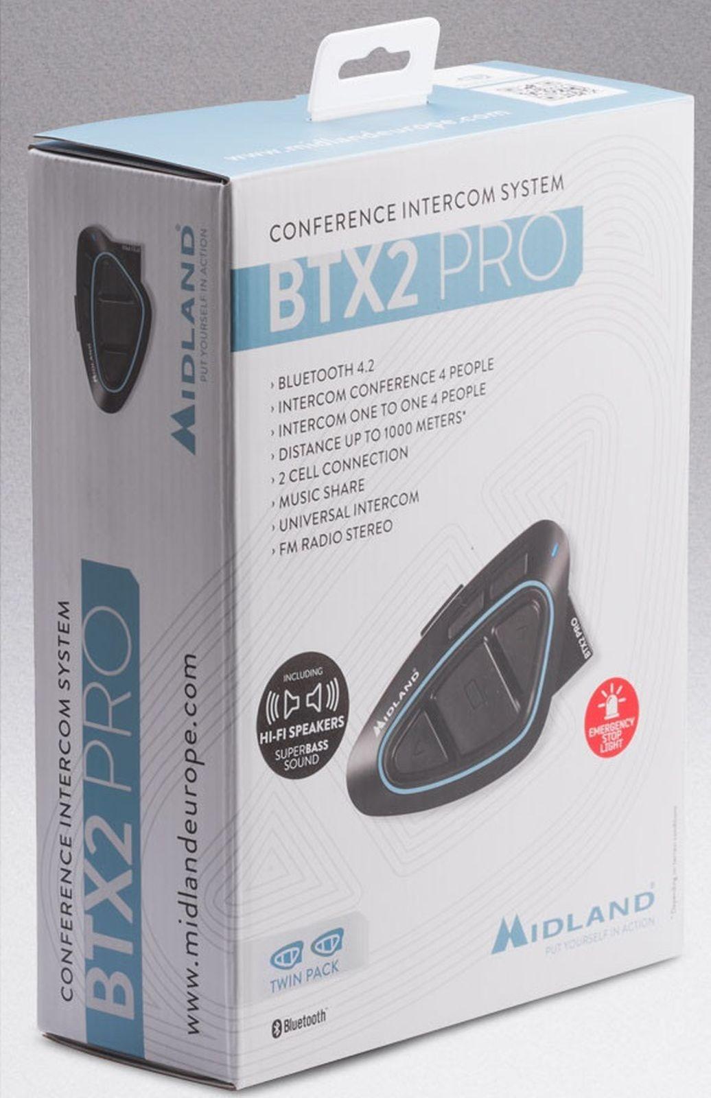 BTX2 PRO 2 PEZZI CON HI-FI SPEAKER