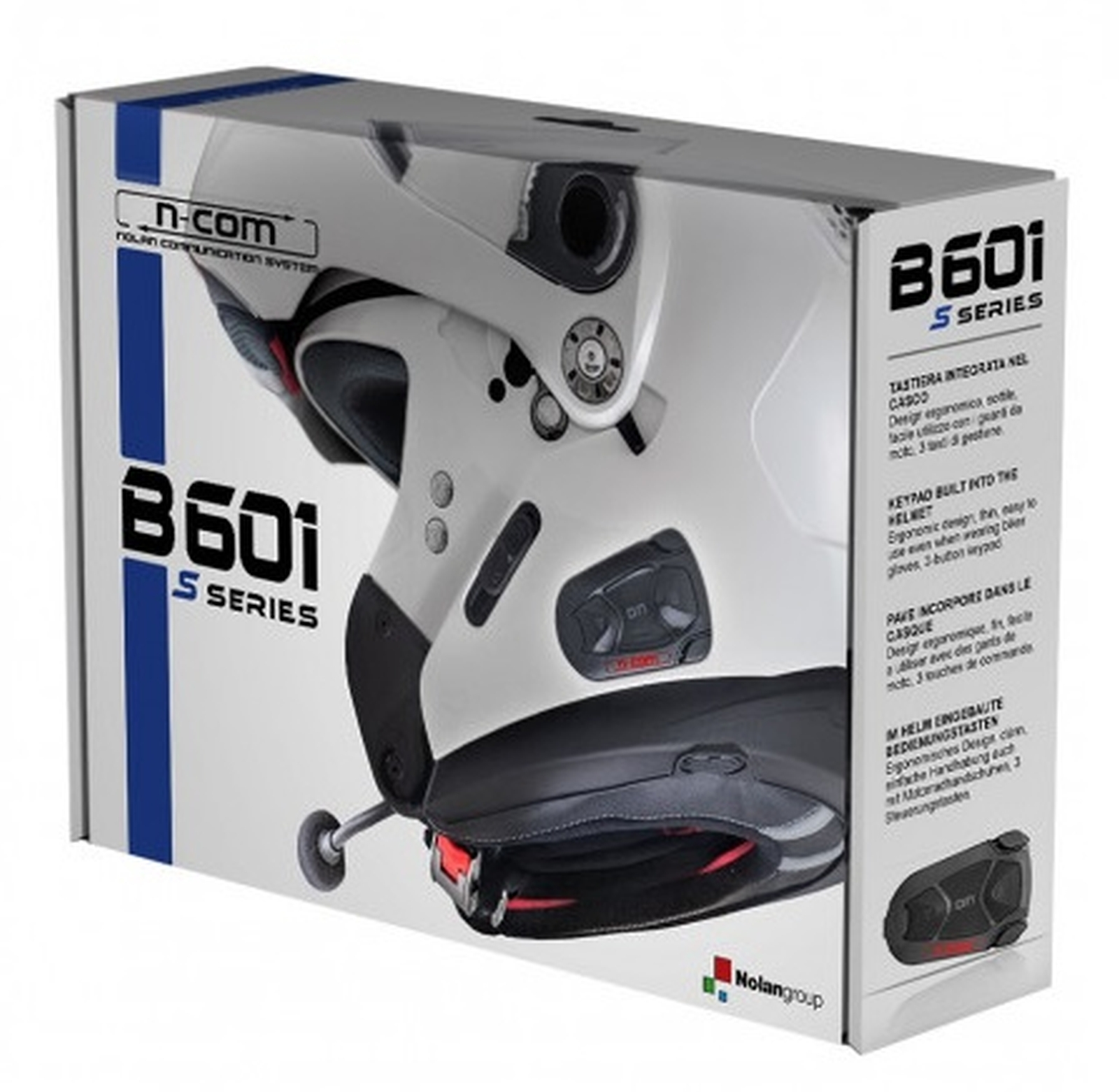 INTERFONO B601 S SERIES