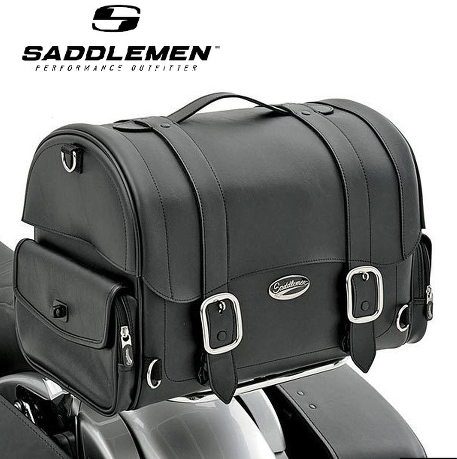 DRIFTER EXPRESS TAIL BAG SYNTHETIC LEATHER