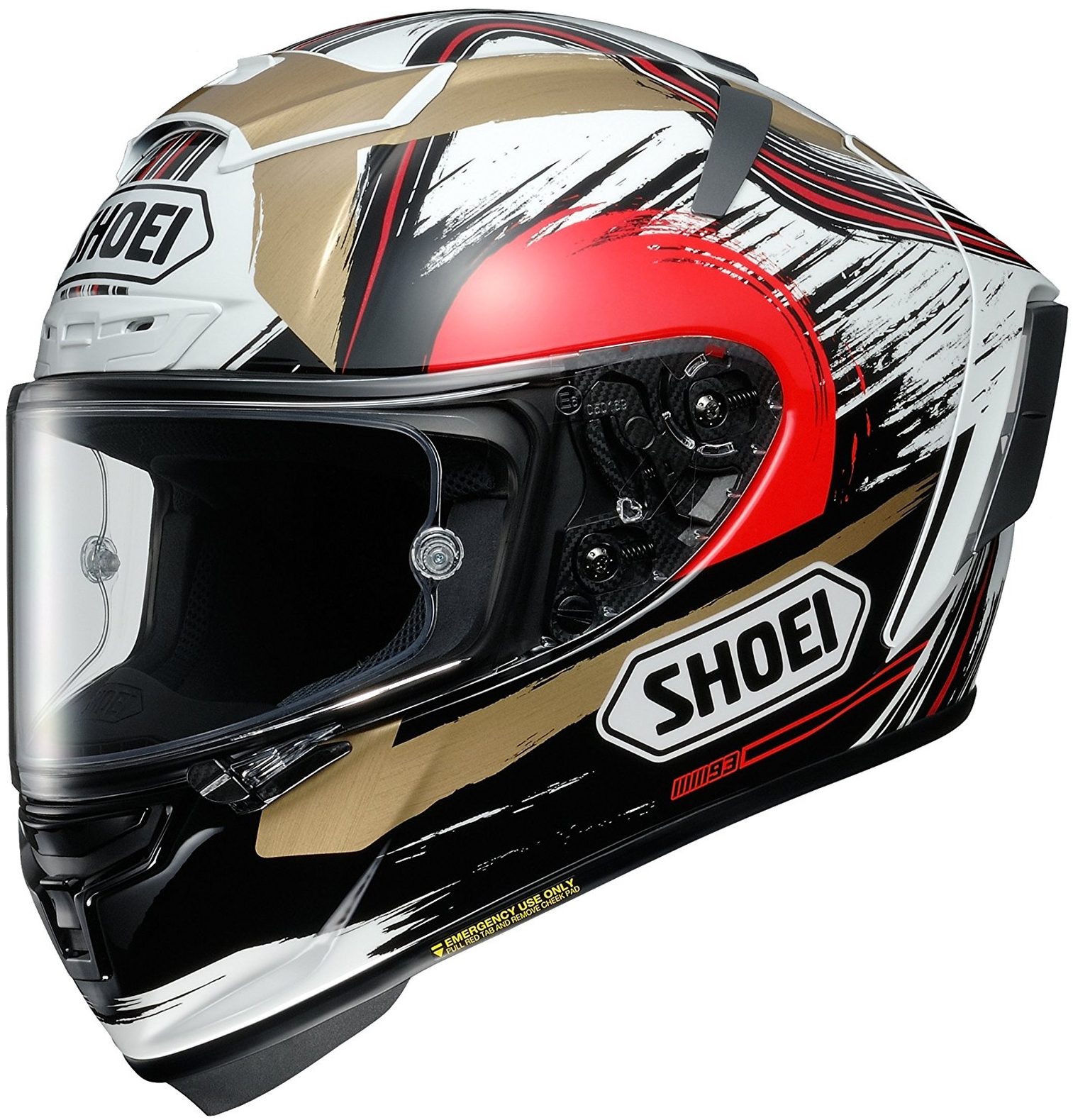 CASCO X-SPIRIT III IN FIBRA