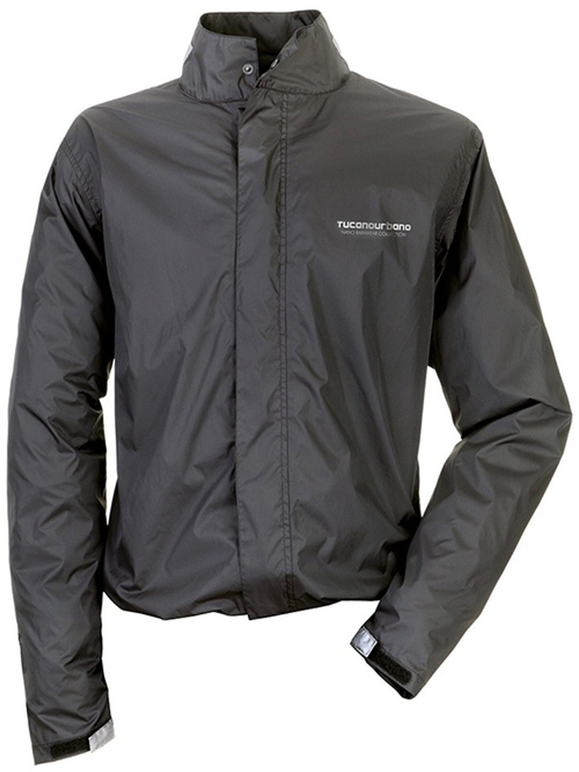 Details about Jacket Waterproof Woman Supercompattabile Tucano Urbano Nano Lady plus Black