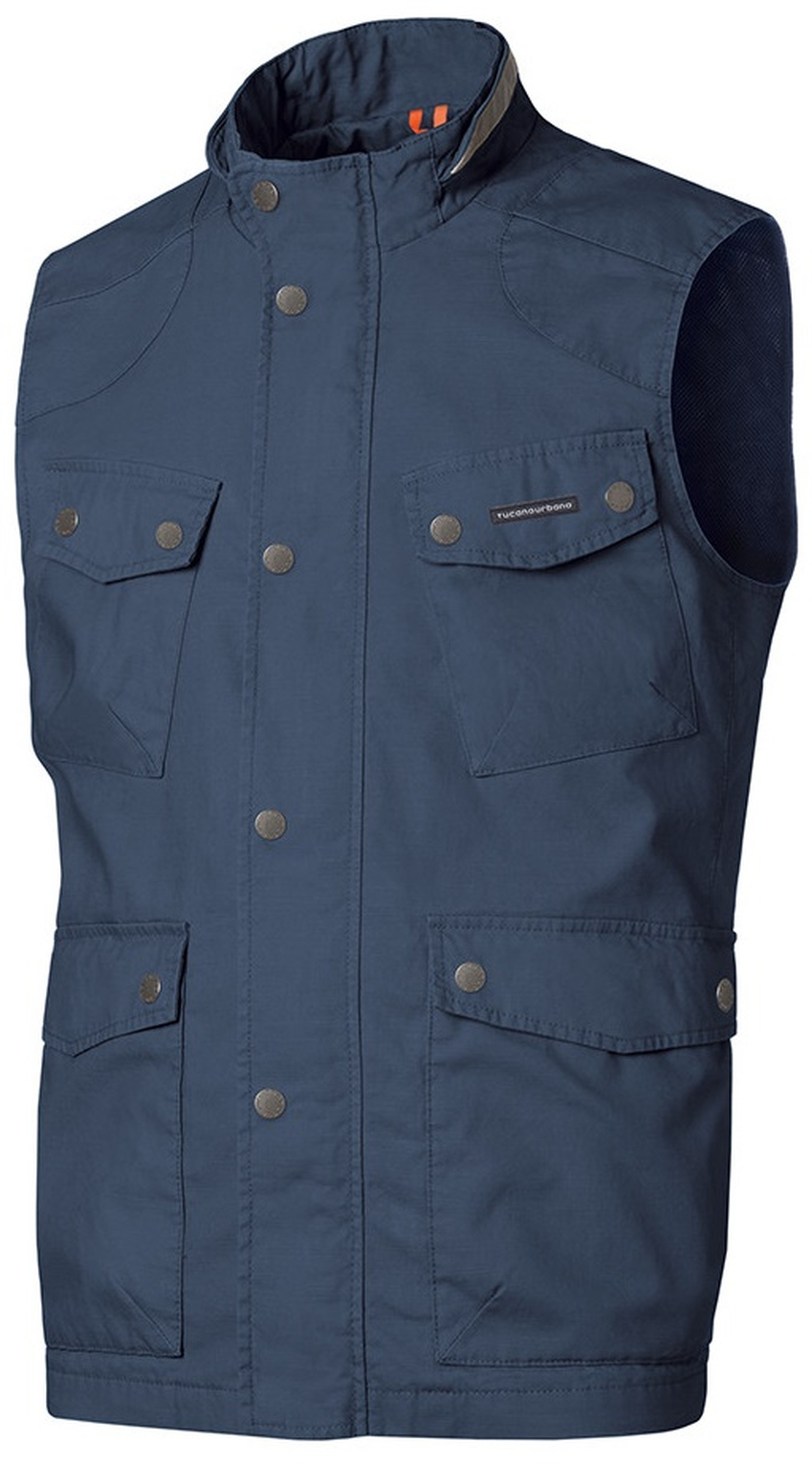 GILET NEW ORAZIO COTTON
