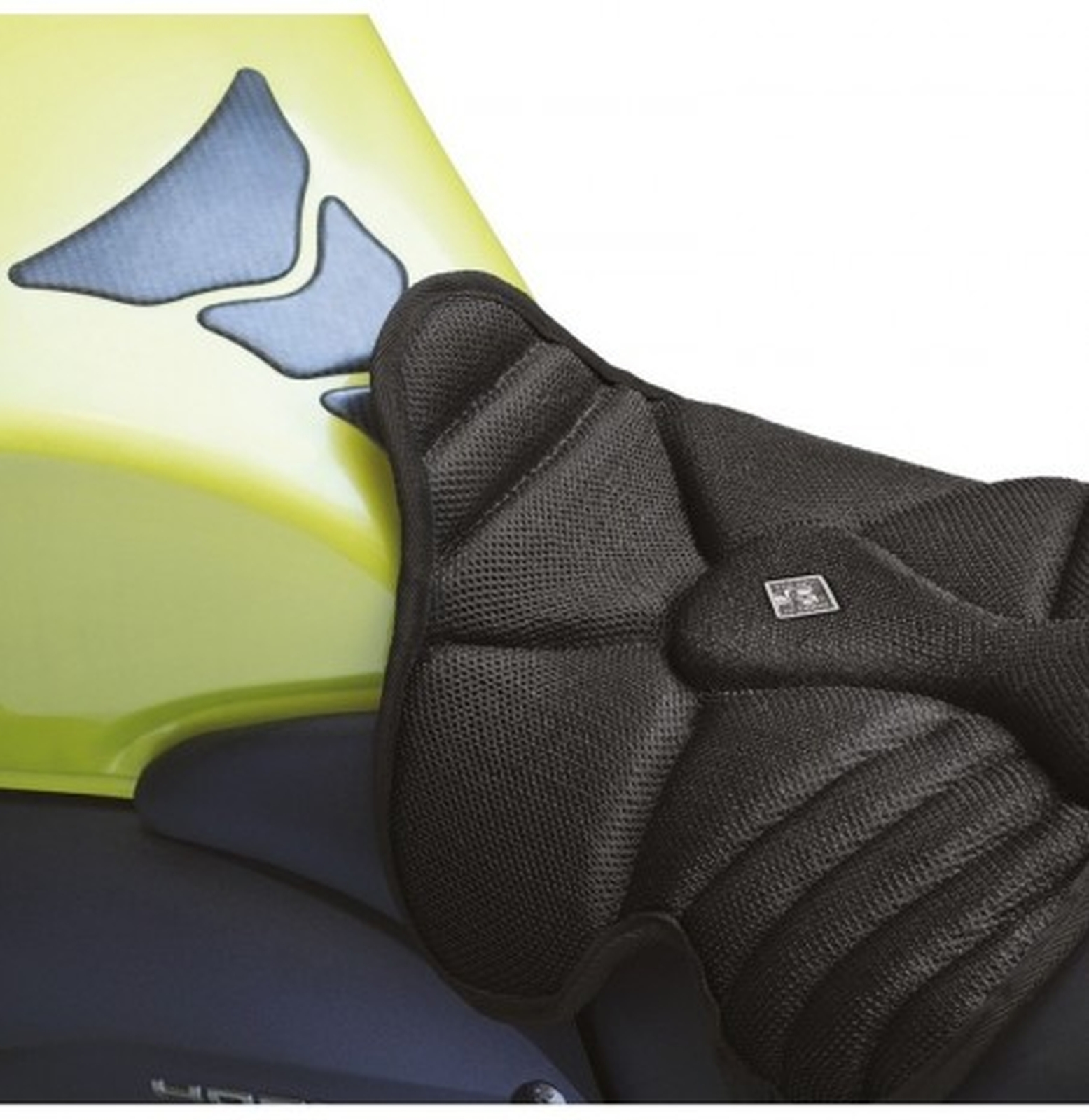 COOL FRESH SEAT COVER - NERO / MOTO